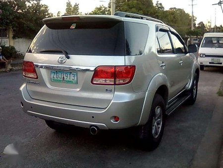 2007 Toyota Fortuner for sale