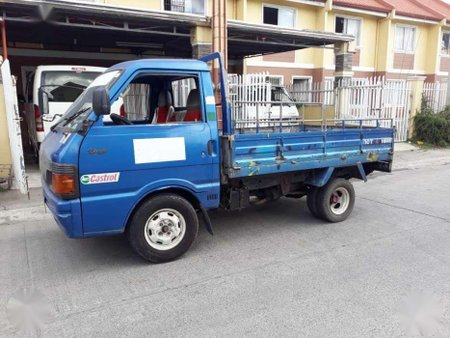 2015 Mazda Bongo dropside In good condition.