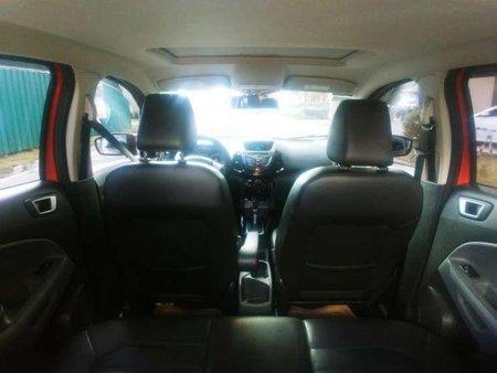 Ford Ecosport 2015 titanium financing ok