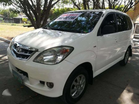 Toyota Avanza 2009 for sale