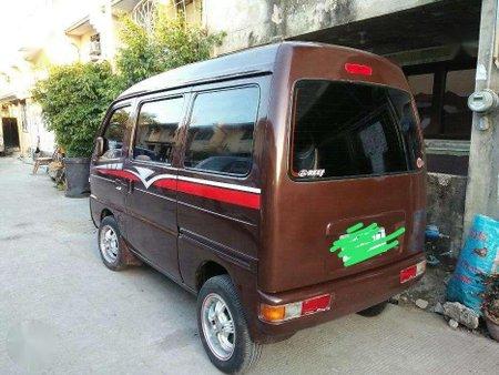 Suzuki Multicab Van Manual for sale