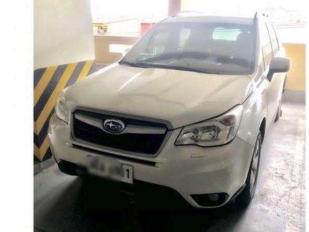 Subaru Forester 2.0 i.L 2014 for sale