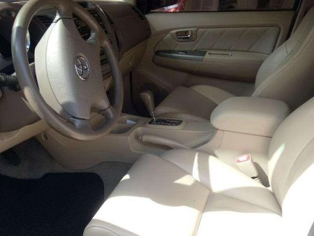 Toyota Fortuner automatic transmission 2007 for sale