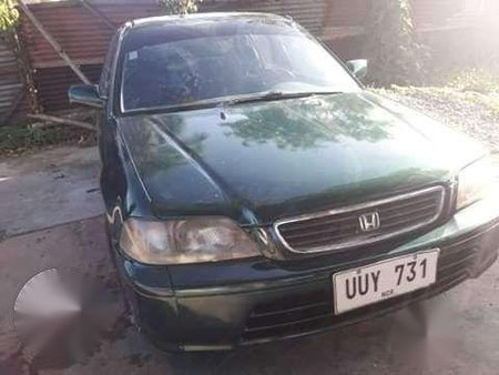 Honda City lxi 1997 model for sale
