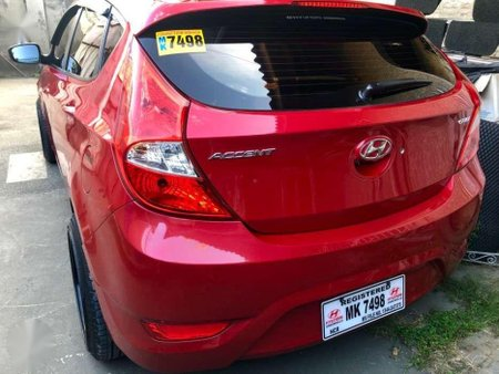 2014 Hyundai Accent diesel for sale