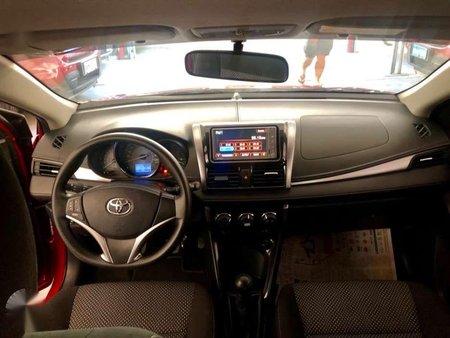 2018 Toyota Vios 1.3E Gas Manual for sale
