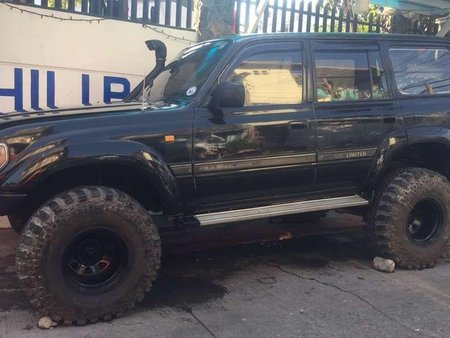 Toyota Land Cruiser 1991 for sale
