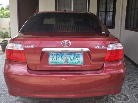 Automatic Toyota Vios 2004 for sale