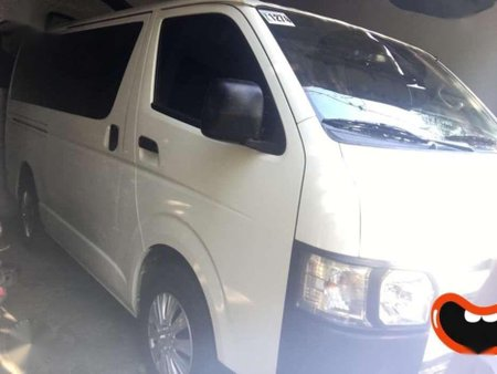 2017 Toyota Hiace Commuter 3.0 for sale
