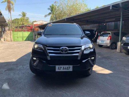 2018 Toyota Fortuner 2.4 V for sale