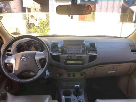 2013 Toyota Fortuner 4x2 G Automatic Gas for sale