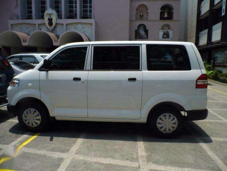 Suzuki APV in good condition for sale