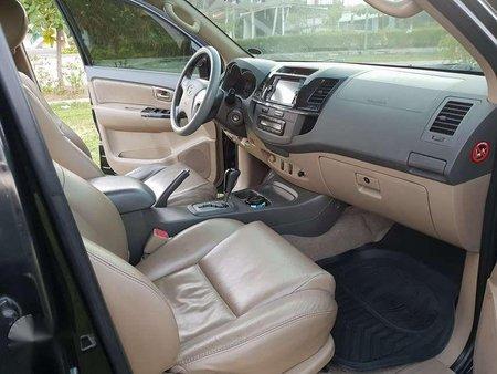 2013 Toyota FORTUNER G D4D FOR SALE
