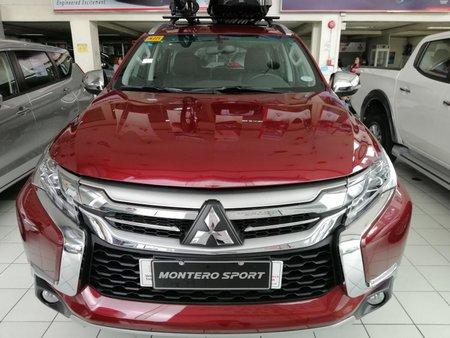 Mitsubishi Montero Sport 2019 Very good condition