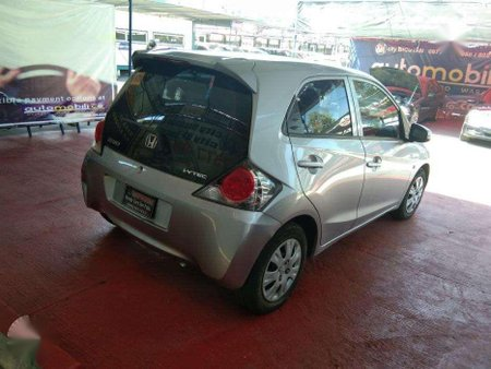 2016 Honda Brio Gas AT - Automobilico SM City Bicutan