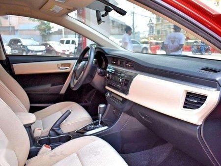 2014 Toyota Altis V 1.6 Top Of The Line 598t Nego Batangas Area