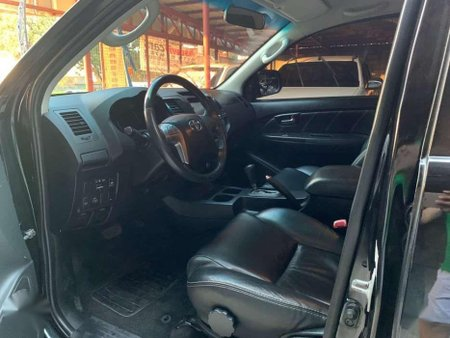 Toyota Fortuner 2015 V AT limted for sale