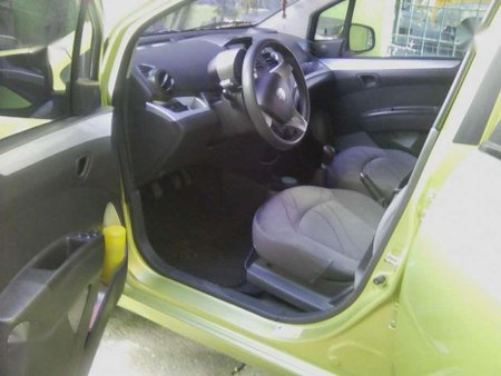 2011 Chevrolet Spark LT (top of the line)