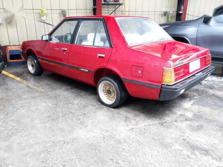 1987 Mitsubishi Lancer SL box type for sale