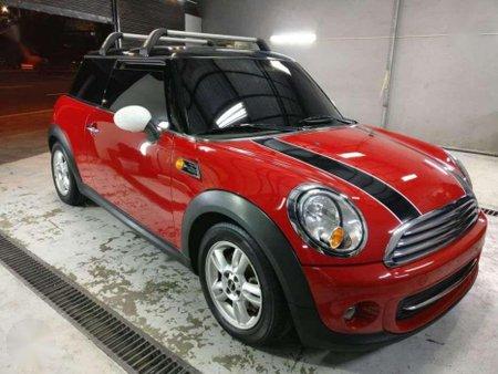 2011 Mini Cooper R56 Chili Red 640773