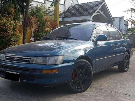 Toyota Corolla SE Limited Edition 1995
