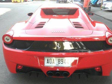 Ferrari 458 Spider 2013 for sale