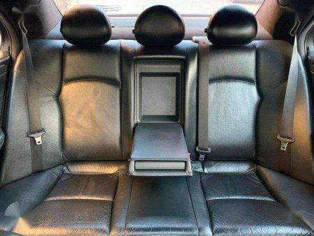 Rushh 2001 Mercedes Benz Kompressor C200