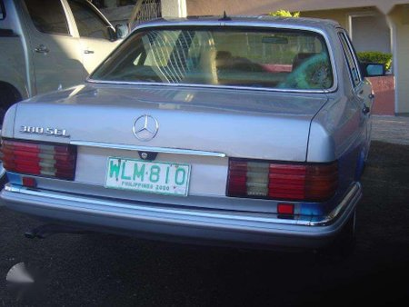 Mercedes-Benz 380 1983 for sale