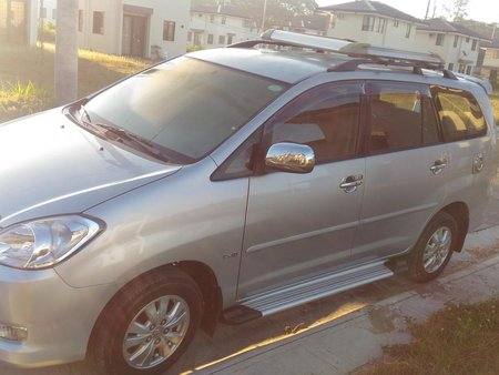 Toyota Innova G Manual 2011 for sale