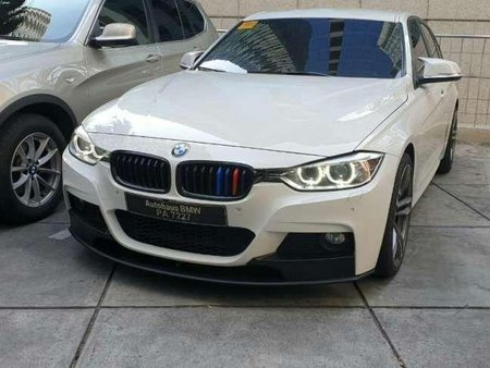 2015 BMW 318D FOR SALE