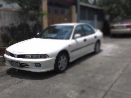 1996 Mitsubishi Galant Super Saloon 2.0L M/T