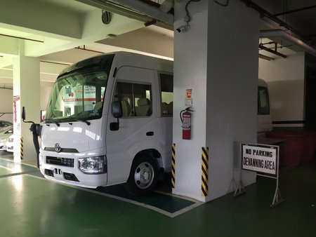 2019 TOYOTA COASTER MINIBUS FOR SALE FINANCING