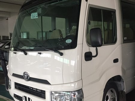 Brand New Toyota Coaster 2019 Van for sale in Aborlan