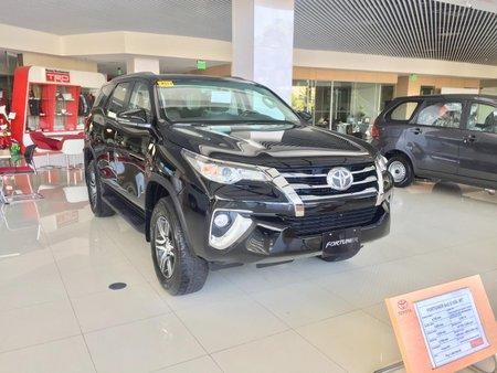 Sell Brand New 2019 Toyota Fortuner in Laguna