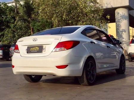 2017 Hyundai Accent CRDi AT