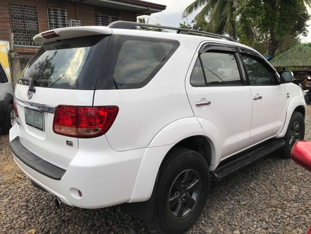 2007 Toyota Fortuner 2.5G Automatic Diesel 4X2
