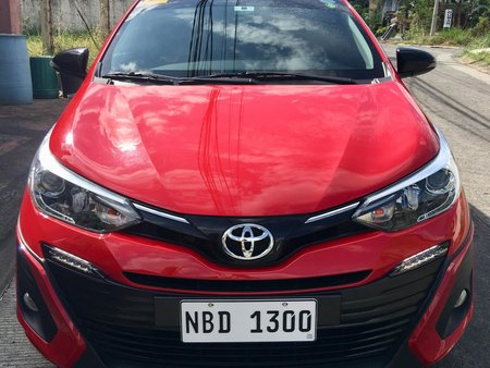 2018 Toyota Vios 1.5 G for sale