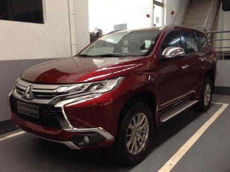 2019 Mitsubishi Montero Sport GLX new for sale