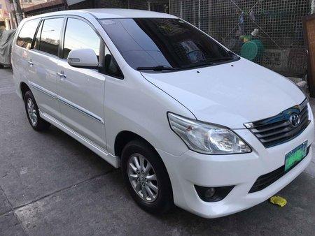 Toyota Innova 2.5G 2012 for sale
