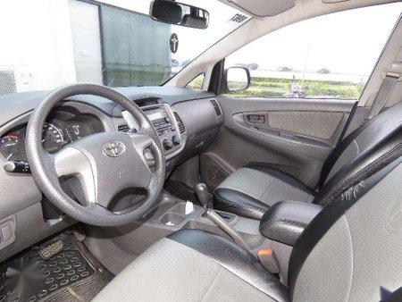 For Sale Toyota Innova E 2012
