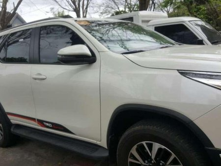 Toyota Fortuner TRD 2018 for sale