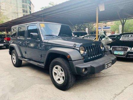 2016 Jeep Wrangler Sport 4x4 for sale
