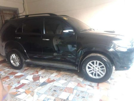Toyota Fortuner G 2013 for sale