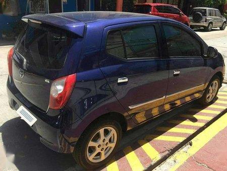 Toyota Wigo 2014 AT for sale