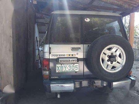 Toyota Land Cruiser Prado 2001 for sale