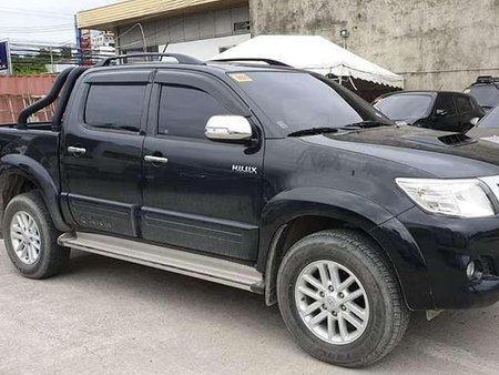 Toyota Hilux G 2014 For sale