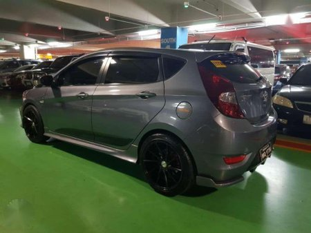 Hyundai Accent hatchback 2016 for sale