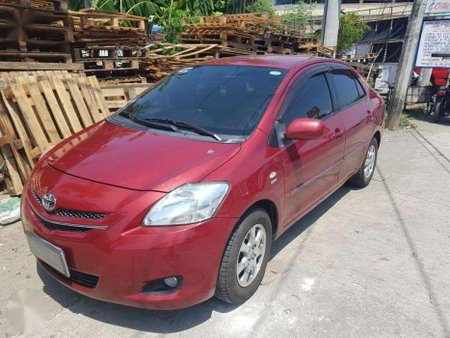 Like new Toyota Vios E for sale