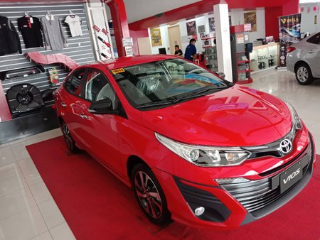 Toyota Vios 1.5 G 2019 new for sale