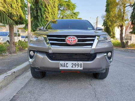 Toyota Fortuner 2017 G Diesel Automatic Casa Maintained